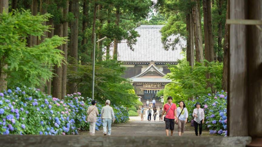 Nichihon-ji Temple