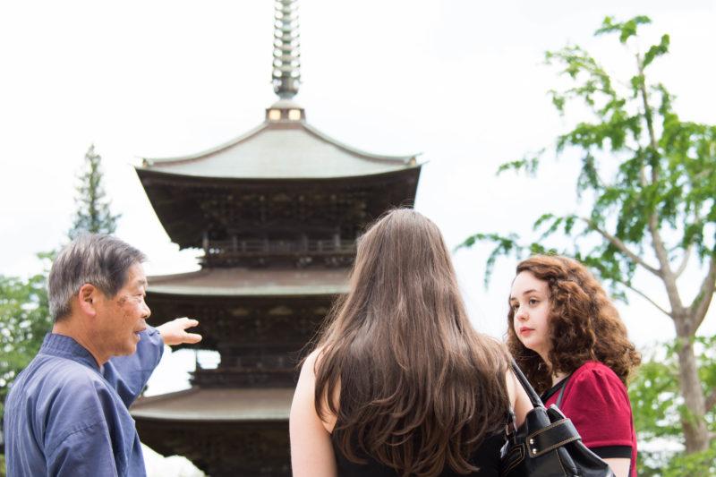 Shibayama Nioson Temple