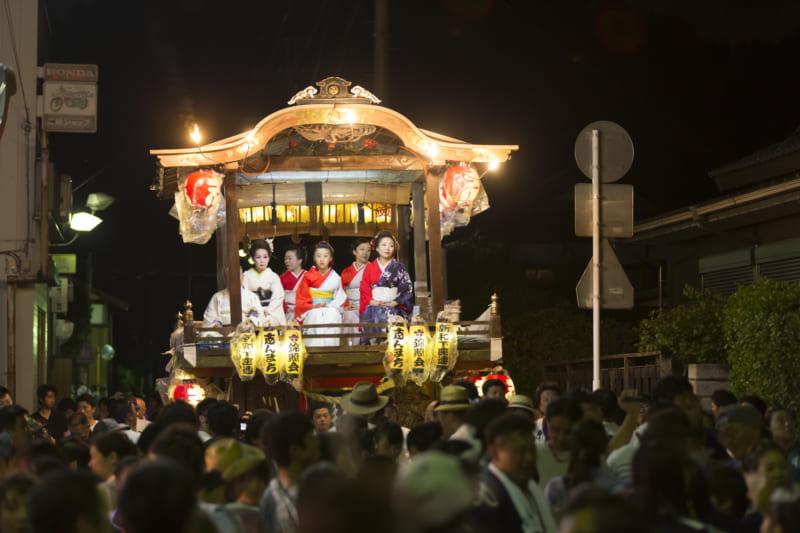 Gion Festival of Tako