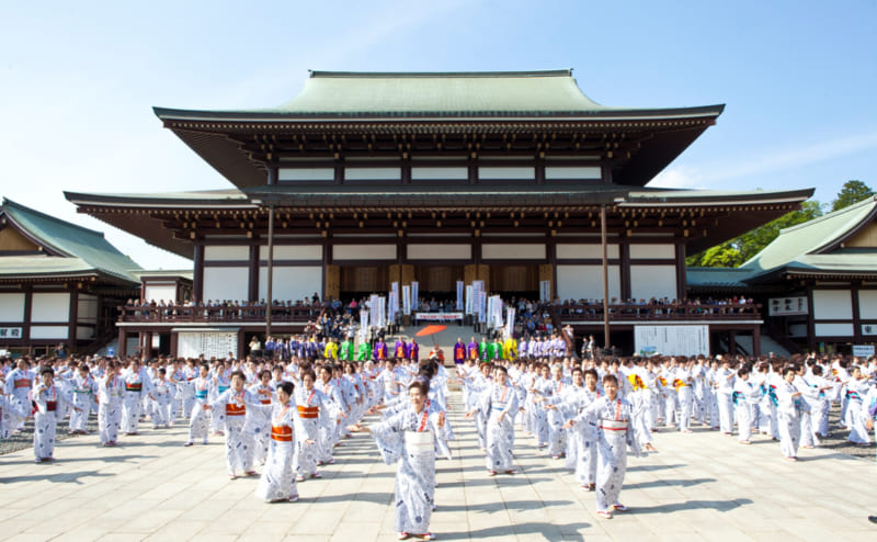 Dedication Dance at the Great Pagoda of Peace Festival