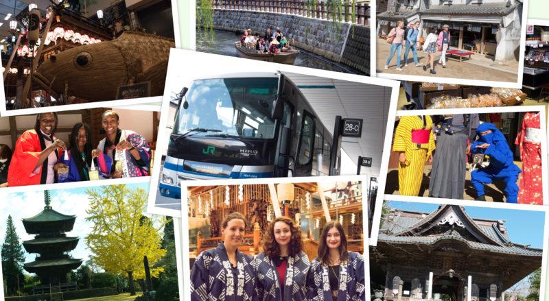 Sawara Bus Tour